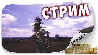 Стрим PUBG: Покатаем в погоне за топчиками в в Playerunknown's Battlegrounds?