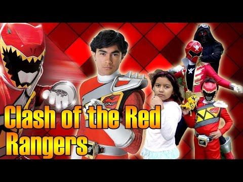 Clash of the Red Rangers Feat. Brennan Mejia [Fan Film]