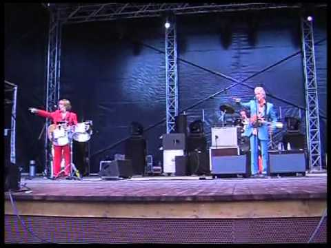 Dozy, Beaky, Mick & Tich - Live 2012 in Germany