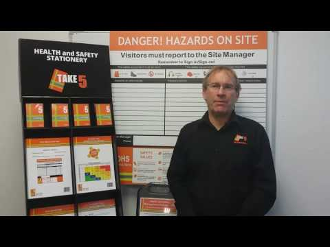OHS Health And Safety Management Plan