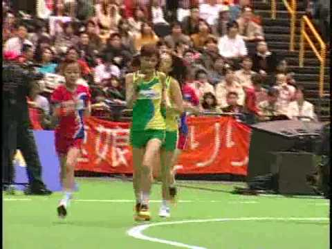 Hello! Project Sports Festival 2006 - Atsuko Inaba (Part 5)