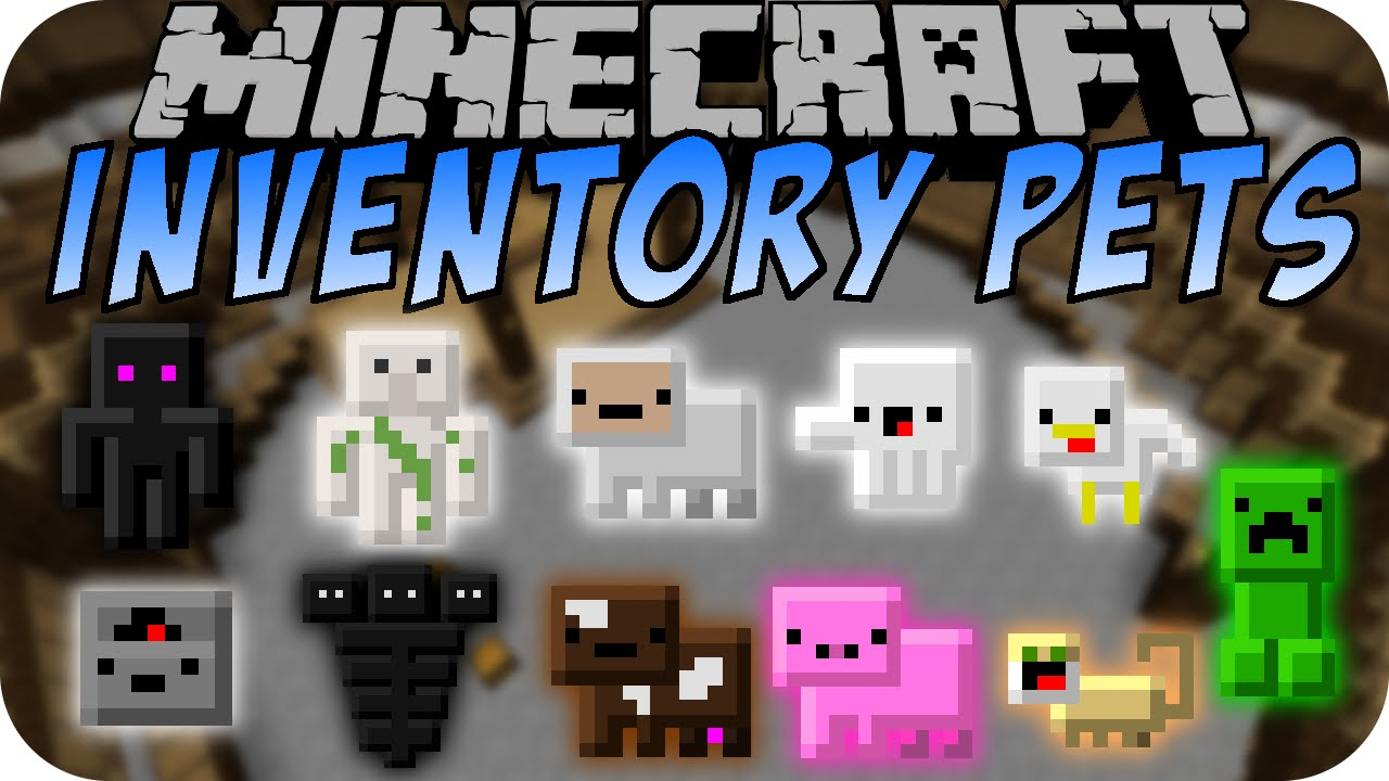 Minecraft Pet Bed