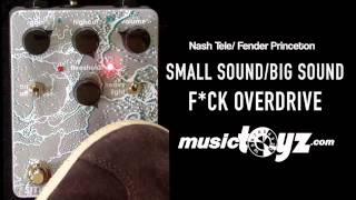 F*ck Overdrive by Small Sound Big Sound
