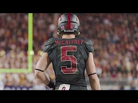 Download Christian McCaffrey stanford highlights FUTURE PANTHER