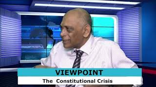 Citizens have to pressure gov't to hold elections  - Dr Leslie Ramsammy