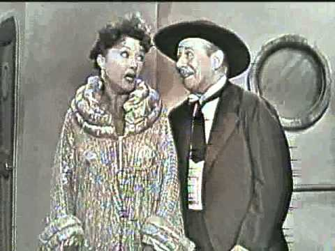 Ethel Merman and Bert Lahr Sing