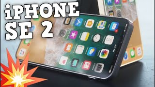 iPHONE SE 2  - CZAS NA EWOLUCJE 💥 | AppleNaYouTube