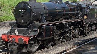 #1980. Поезда Уэльса (потрясающее видео)(Самая большая коллекция поездов мира. Здесь представлена огромная подборка фотографий как современного..., 2015-01-04T20:23:32.000Z)