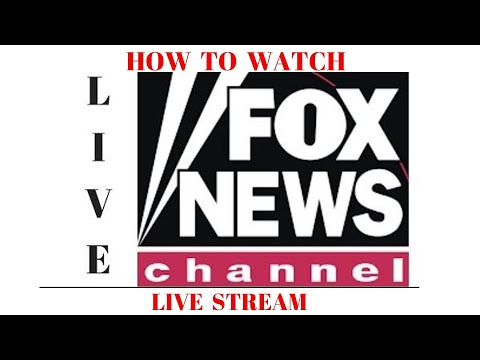 HOW TO WATCH LIVE FREE stream Fox News streaming