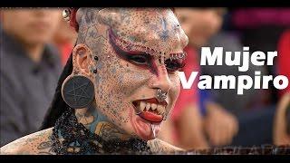 La Mujer Vampiro  - El Palenque de Enrique Santos