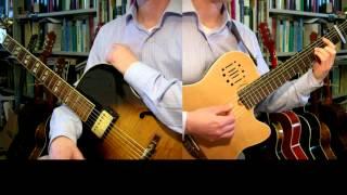 Jesus Take Me As I Am (Guitar arrangement)