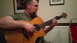 Westmoreland solo fingerstyle guitar EADEAE