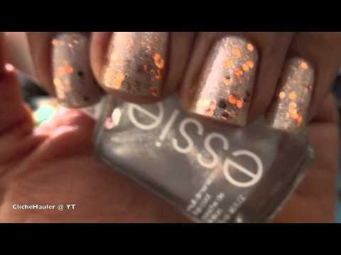 Fiji Rose Gold Nails