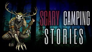 6 Allegedly True Scary Camping Stories