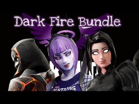 Salty Players React To *NEW* Dark Fire Bundle & Scenario 🔥