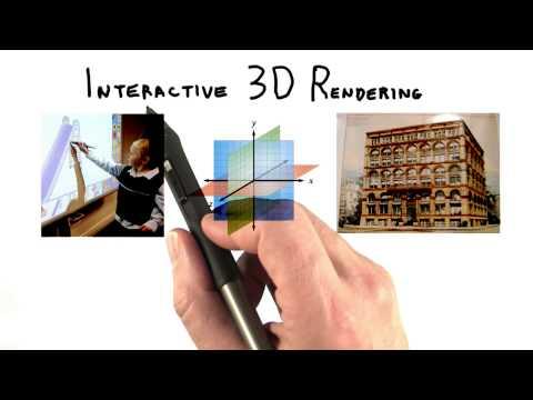 Interactive 3D Rendering - Interactive 3D Graphics