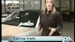 WROC TV 8 - Fisker Story - Katrina Irwin