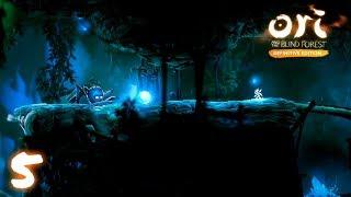 Ori and the Blind Forest прохождение на геймпаде часть 5 Вселили доброту и надежду в сердце воришки