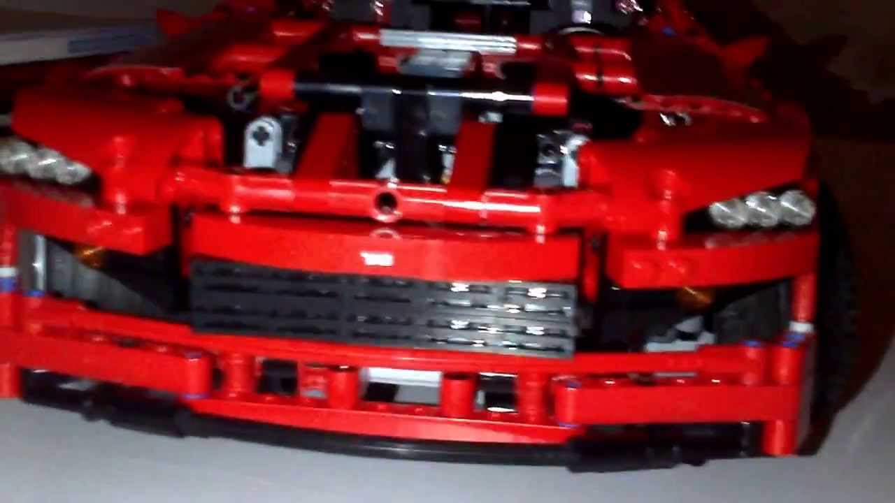 Lego Dodge Viper Srt Youtube