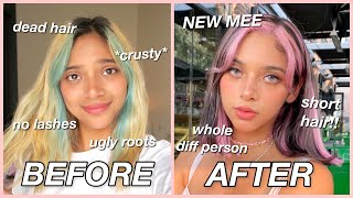 CRAZY $1000 GLOW UP *changing my ENTIRE appearance*