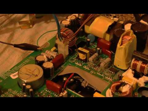 AD9833 frequency generator in real world use, and Mackie Amp phase error