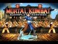 Mortal Kombat 9 (PC) - Street Fighter Chun-Li skin for Sonya - Gameplay
