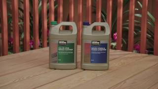 How to Prep a Wood Surface for DECKOVER Coatings