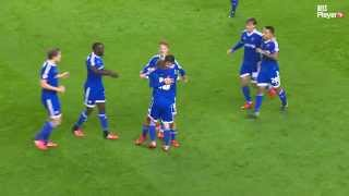 Wolverhampton Wanderers 0 Brentford 2