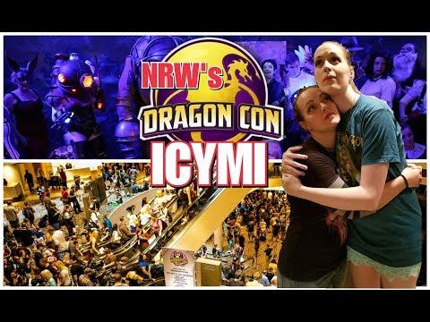 THE #NRW's #ICYMI! #Dragoncon! Cosplay! #popculture @TheNRW