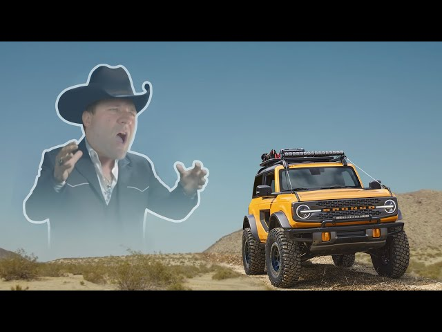 Here's What I Think of the 2021 Ford Bronco - More Doug DeMuro