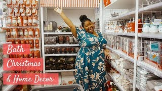 Come Shopping with Us | Guest Bath, Christmas, & Home Decor