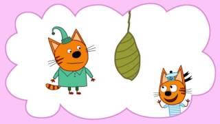 Три кота | Серия 37 | Бабочка