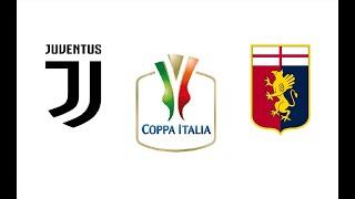 Ювентус Дженоа прямой эфир смотреть онлайн 13 января 2021 Кубок Италии прямая трансляция