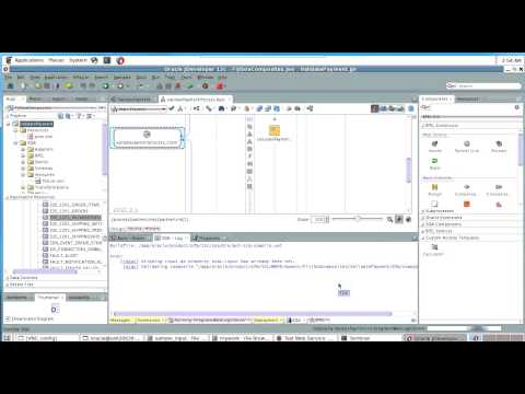 ValidatePayment Demo with OSB 12c and DB Adapter