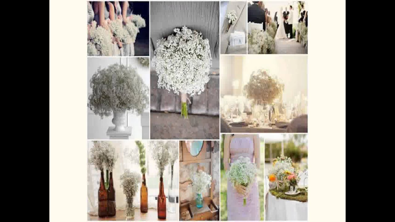 Elegant wedding decoration ideas 2015 youtube for Inexpensive wedding decorations