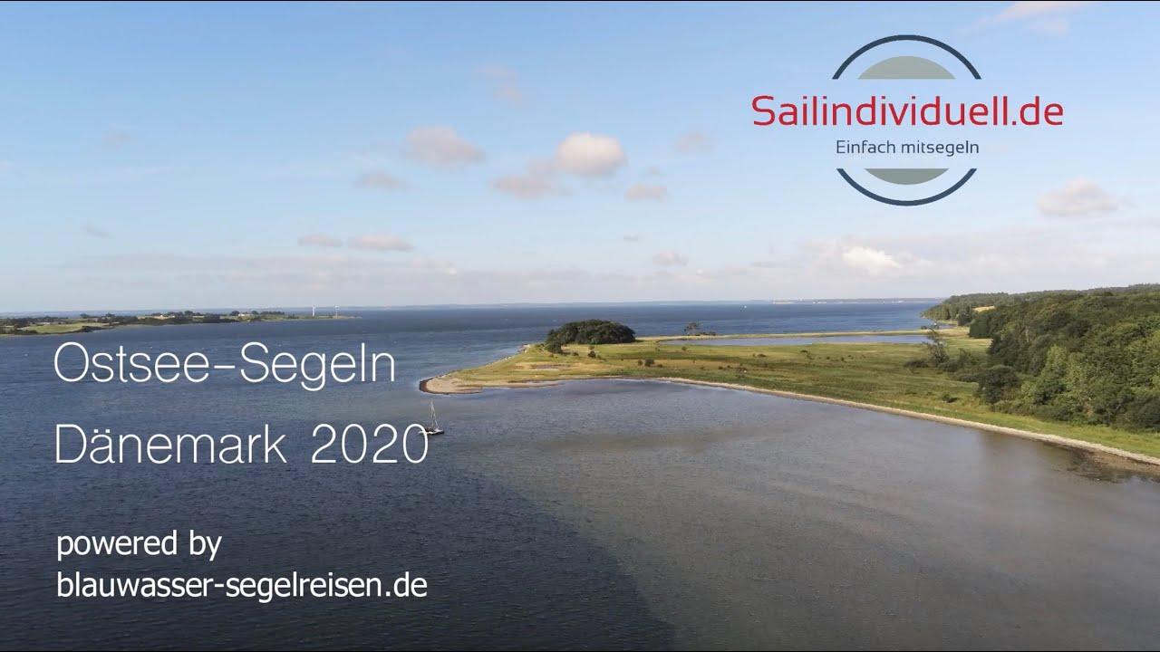 Segeltörn auf der Ostsee 2020: von rau bis zart.