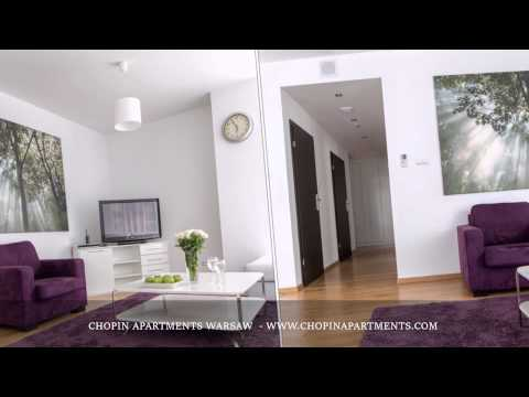Chopin Apartments - Luxury apartments in Warsaw