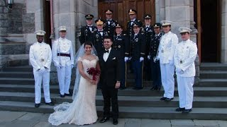 Julianna & Jay Wedding Preview, West Point, GAP LLC