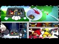 Angry Birds Rio - Smuggler's Den All Levels Three Star Walkthrough