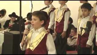 מקהלת ילדי חבד אשדוד- פדה בשלום