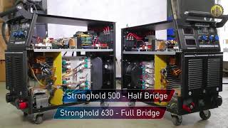 сварочный аппарат Aurora STRONGHOLD 500 обзор