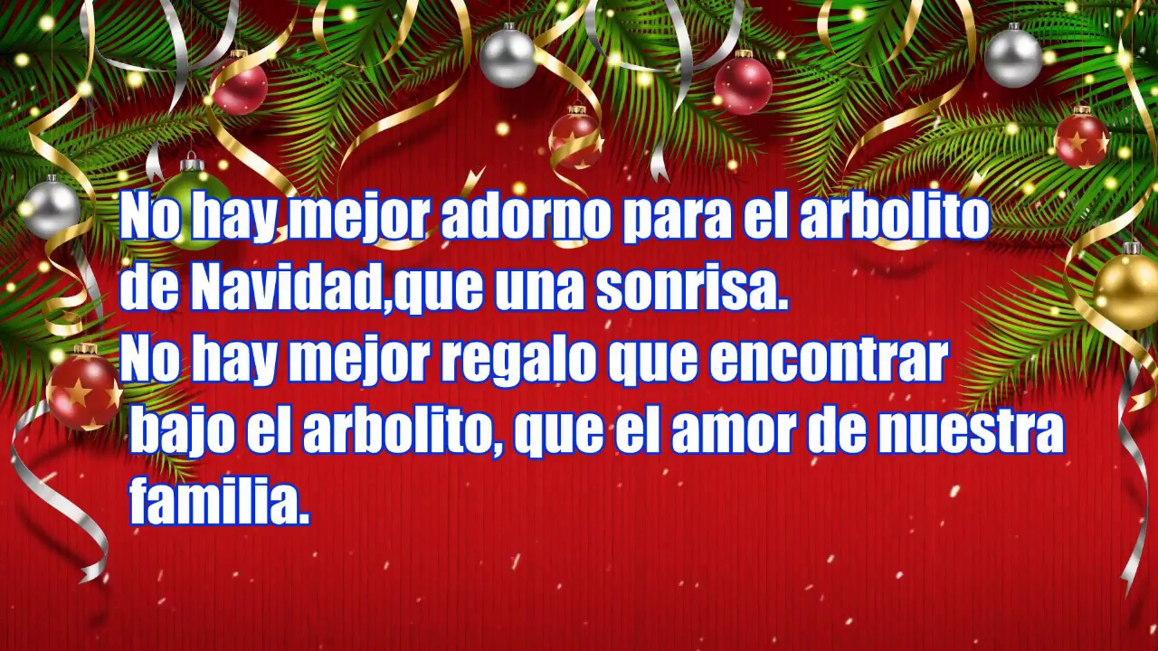 Frases Y Mensajes Para Felicitar Por Las Fiestas De Navidad