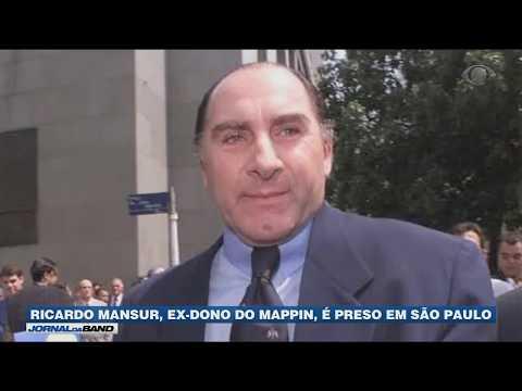 Ex-dono do Mappin, Ricardo Mansur é preso em São Paulo
