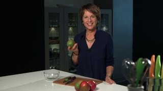 Mango cutting how-to: Susan Bowerman