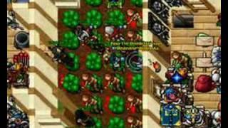 Tibia History Combo Killed Guild In 1 Sec