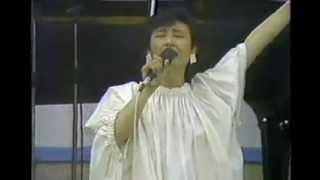 1985年 センチメンタルシティロマンスのコンサートにゲスト出演した時の...