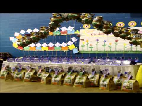 Leaders Preparatory School Kindergarten Graduation 2014-2015