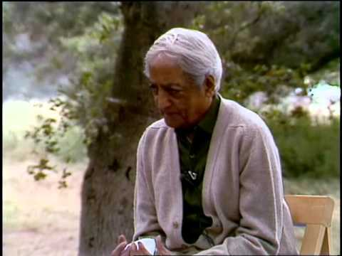 Is it possible to achieve a constant attention? | J. Krishnamurti