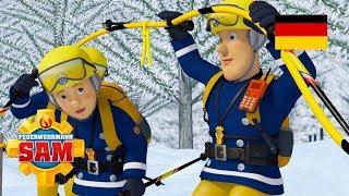 Feuerwehrmann Sam Deutsch Neue Folgen | Hauptmann Steele \ 1 Stunde Rettungen 🚒Kinderfilm