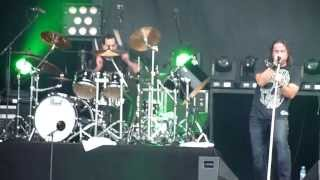 Symphony X - Dehumanized (live at Hellfest 2013)